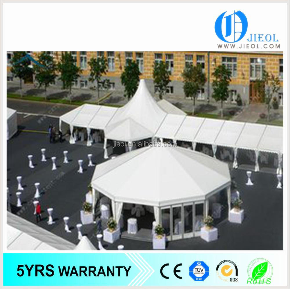 15M big decagon tent for sale