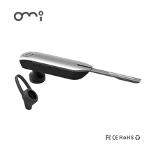 OMI MI02 Noise Cancelling Wireless Bluetooth Headset , Bluetooth Stereo Headset With Mic In - Ear