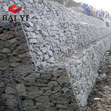 Direct factory hot dipped galvanized gabion box / welded gabion / gabion baskets