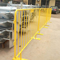 hot-dipped galvanized tube barrier