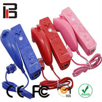 Hot selling video game consoles accessories for wii remote control