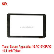Replacement Digitizer Touch Screen for Argos Alba 10 AC101CPLV2 10.1 inch Tablet