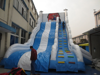2014 hot sale giant inflatable water slide for adult