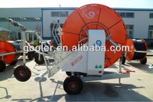 2013 Hot Sale Travelling Irrigator , Hose reel irrigation systems