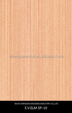 top quality 2mm thin elm mdf recon wood veneer sheets for furniture decoration,duilding decoration