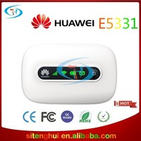 Pocket WiFi 3G Wireless Router with SIM Card Slot Huawei E5331 WiFi Router