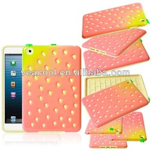 "Strawberries soft Case Cover For Apple Ipad MINI 7""tablet"