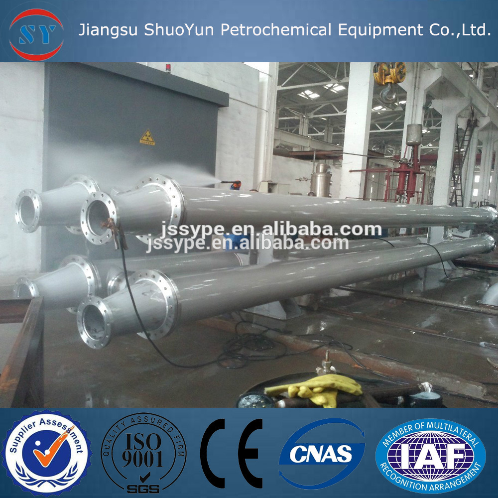 Petroleum extraction use wellhead equipment heat exchanger price