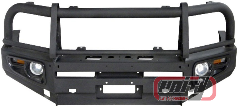 china 4x4 manufacturer New ARB Style bumper for pickup D-MAX steel Bumper