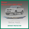 Bonnet Protector for Nissan Navara D22 2001-2015 (All Vehicles)