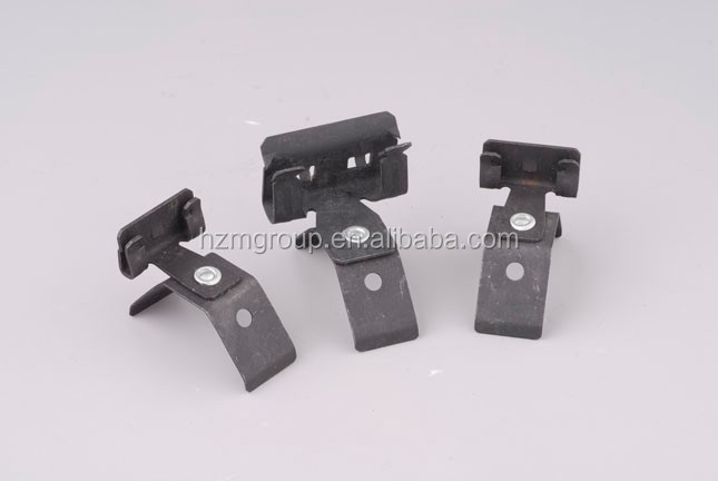 Customized spring steel pipe clip