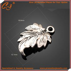 More Than 200 20 Thousands Pet Leaves Pendant Leaf Charm Short Lead Time
