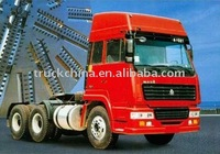 CNHTC SINOTRUK STEYR KING 6x4 tractor truck/ prime mover/ trailer truck 50ton with 336HP Steyr engine