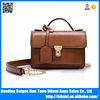 2017 New PU Chain retro Wild organ Oblique cross shoulder handbag