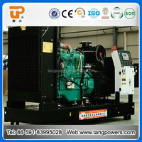 250KVA Power Generator Water Cooled Electrical