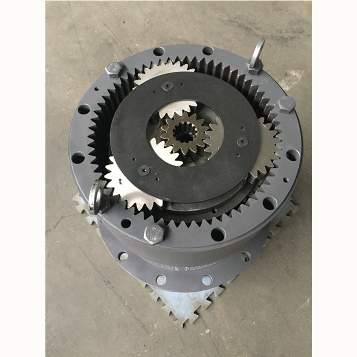 Excavator CX330 Swing reduction gear 330C JS200 swing reducer SK200 SK250 swing gearbox