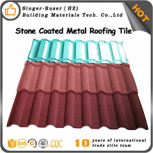 Chinese Roof Tile Manufacturer Supply Colorful Types Of Roof Covering Sheets Metal Sheets black metal roofing