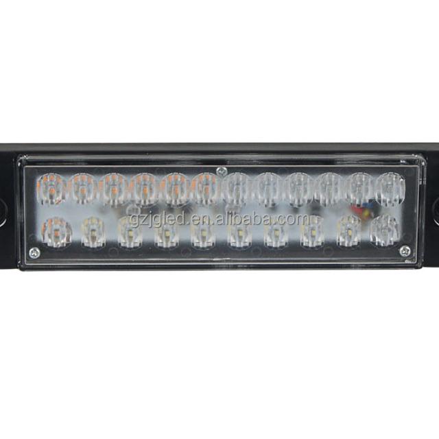 Retangular Led Trailer Side Marker Light for Truck Transport