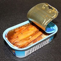 Fish Product Type and Canned Style mackerel in can