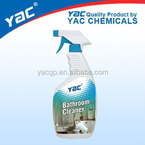 500ml Bathroom detergent, hotel cleaning agent