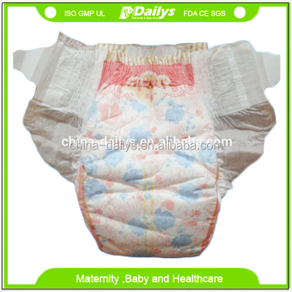 Custom disposable baby diapers prices best products for import