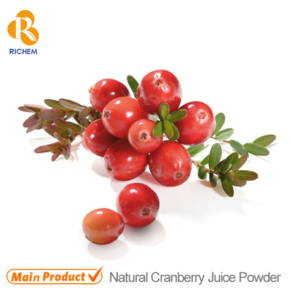 Wholesales 100% Natural extracts Cranberry Extract 5%, 15%, 25%, 30%, 50% Proanthocyanidins/Anthocyanins