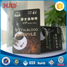 MDC1271 Low Cost PVC Plastic HF Classic 1K RFID Card, Business Id Card