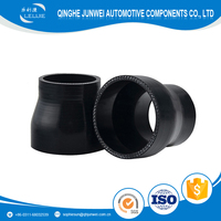 Hand-made silicone rubber reducer hose, turbo/air intake/charger intake silicone hose(Hoses can be customized as your drawing)