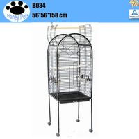 Parrot Macaw Cockatoo Pet Play Open Top tall bird cages for sale