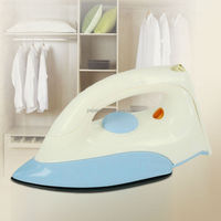 Jialian Best Price JL- 135 Colorful Plastic Electric Dry Iron