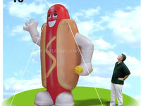 inflatable hot dog, Sausage inflatable, giant balloon K3011