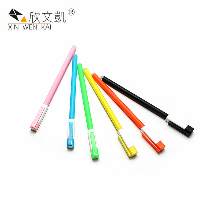 Wholesale Multi Colour Gel Erasable Ink Pen Remove By <strong>Friction</strong>