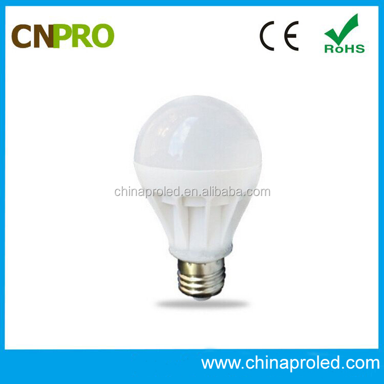 Hot selling cheap price plastic bulb light 3w 5w 7w 9w 12w 15w e27 led light bulb