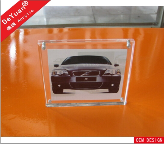Promotion Acrylic Advertising Gift Photo Frame