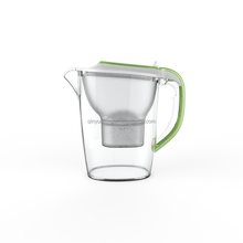 3.5L large capacity water filter pitcher with coco activated carbon cartridge