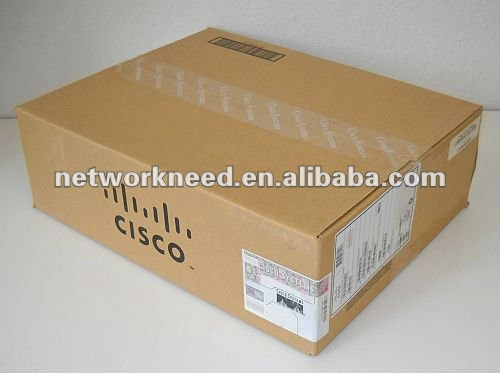 NEW IN BOX Cisco Switch Catalyst 3560 48 Port WS-C3560G-48TS-S