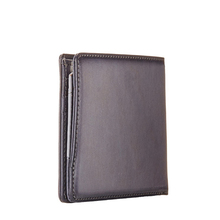 New style cool fashion leather rfid leather vintage wallet ultra thin wallet