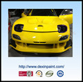 Dexin Car Refinish yellow car paint