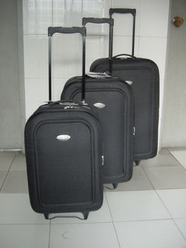 594950 600D EVA luggages bags
