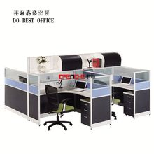 commercial office cubicles glass cubicle walls SS6301