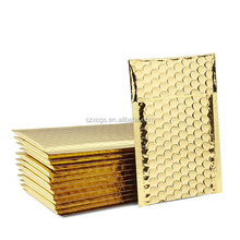 Metallic Bubble Mailers Gold Self Seal Padded Envelopes Pack of 50
