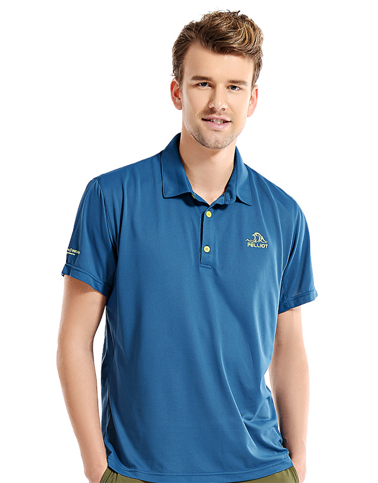 Custom Wholesale New Model Cooldry Printing Polo Polyester Branded Man Clothing