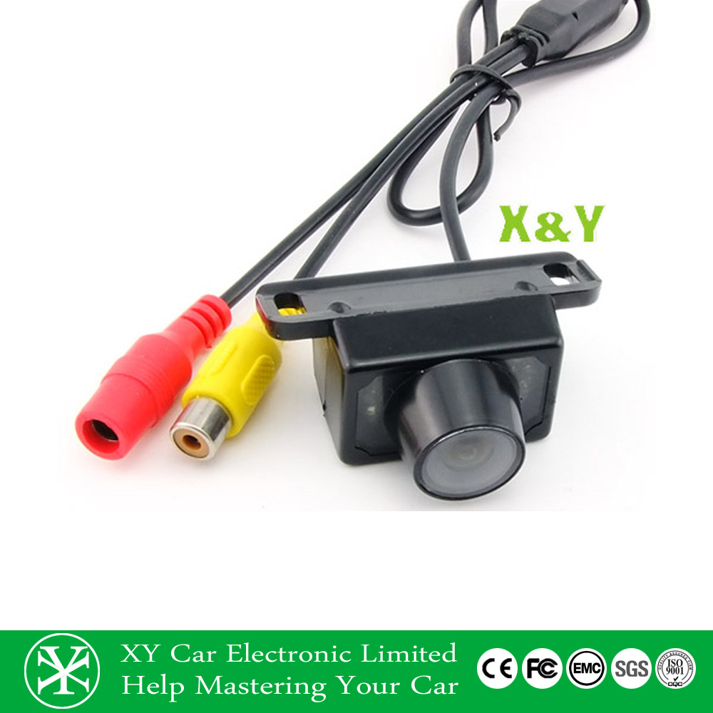 small hidden car camera for rearview,reverse device ,mini size rear view accessory XY-1256
