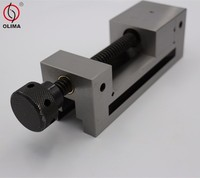 QGG Precision Machine Tool Vice