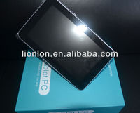 "7"" Allwinner A20 tablet pc +capacitive Screen + android 4.0 + Multi Touch + 1.5GHz 1 GB 8GB + Webcam + Wifi + HDMI"