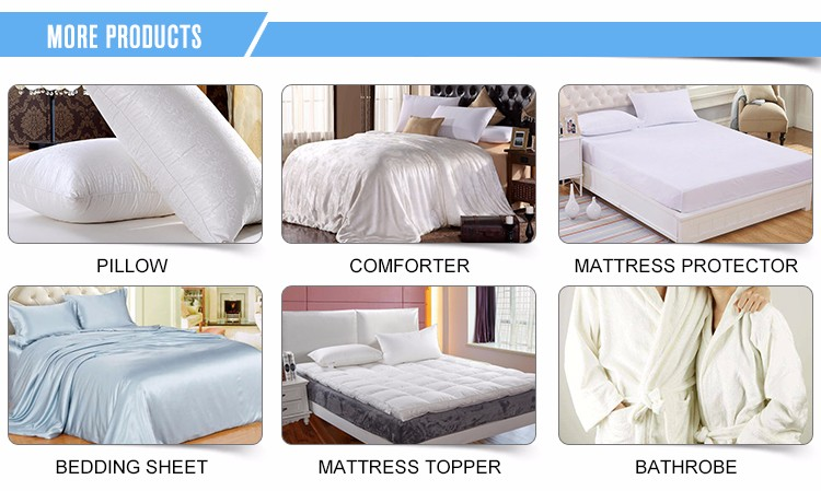 High Quality 100gsm Polyester Terry Cotton Mattress Protector - Jozy Mattress | Jozy.net