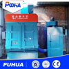 High efficiency automatic tumble belt shot blasting machine for sale