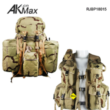 600D Poly Oxford tactical backpack military gear