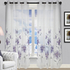 100% polyester modern waterproof curtains