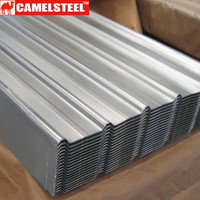 Resonable Price of Corrugated Metal Roofing Sheet used for Public Construction